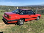 1986 Mazda 929 Coupe – Today's Tempter