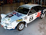 Brock prototype 1995 Holden VR Commodore rally racer - Reader Resto