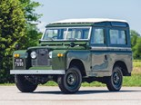 The Dalai Lama's Land Rover Series IIA for auction
