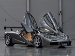 One-of-two McLaren F1 LM Specification road cars for auction