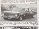 Ford Falcon Sprint + Daimler V12 + MG 1100 - Ones That Got Away 429