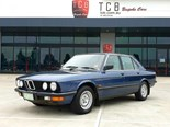 1983 BMW E28 528I – Today's Tempter