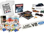 Datsun T-shirt + BMW models + HSV Monopoly + more - Gearbox 429