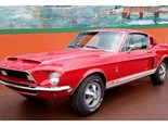 Unrestored 1968 Shelby GT350H with 22,000 miles heads to Mecum