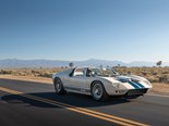 One-of-two surviving Ford GT40 roadster prototypes for auction