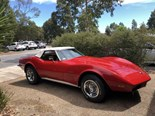 1973 Chevrolet Corvette C3 – Today's Tempter