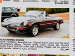 Alfa Romeo Spider + Audi Avant + El Camino + Holden HR - Ones That Got Away 430