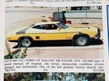 Falcon XB GT + Maserati Merak + Renault Dauphine - Ones That Got Away 430