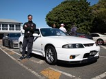 1996 Nissan Skyline R33 GT-R V-Spec – Reader Ride