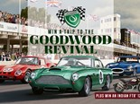 Win a 15-day trip to the Goodwood Revival 2020 with Shannons!