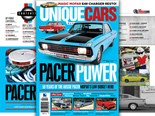 UNIQUE CARS MAGAZINE #431 ON SALE NOW | PACER POWER!