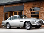 'Bond' Aston Martin DB5 + Peel Trident + Mazda RX-7 - Auction Action 431