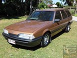1987 Holden Commodore VL SL Wagon – Today's Tempter