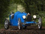 Bugatti's modern 'Baby': a $50,000 childrens toy that's already sold out