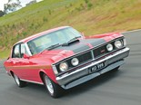 1971 Ford Falcon XY GT-HO Phase III - V8 Falcons #2