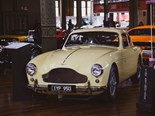 Motorclassica 2019 crowns 1959 Aston Martin as Best in Show
