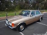 1981 Mercedes-Benz W123 280E – Today's Tempter