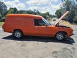 1978 Holden HZ Panel Van – Today's Tempter