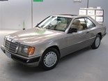 1988 Mercedes-Benz 300CE W124 – Today's Tempter