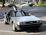 1981 Delorean - today's movie star tempter