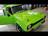 Ford Escort Restomod - Today's Tempter