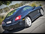 Chrysler Crossfire - today's tempter