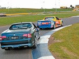 HSV Maloo + Holden VS race ute - flashback