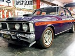 Ford Falcon GT-HO replica - today's muscle car tempter