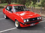 Aussie Ford Escort MkII RS2000 - today's hotted-up tempter