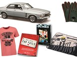 Monaro GTS model + car books + toolkit + more - Gearbox 434