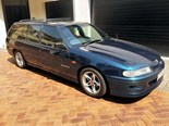 1997 HSV Manta VSII Wagon – Today's Tempter