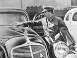 Stalin's Limousine stolen in Moscow Christmas heist