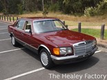 1984 Mercedes-Benz 500SEL W126 – Today's Tempter