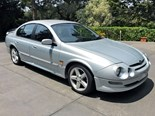 2000 Ford Falcon AU XR8 – Today's Tempter