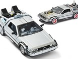DeLorean models + DMC watch + motoring books - Gearbox 435