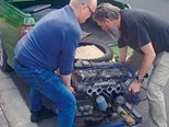 Drag car engines, battery storage, Celica's new heart - Morley's Workshop 435