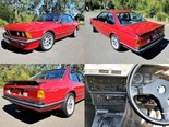 1986 BMW 635CSI – Today's Tempter
