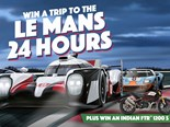 Win a 15-day trip for two to the 2021 Le Mans 24hr with Shannons!