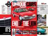 Unique Cars Magazine #436 ON SALE NOW | Farewell Commodore