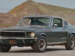 'Bullitt' Mustang + Porsche 911 + Taylor Aerocar + more - Auction Action 436