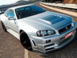 Nissan R34 GT-R Z-Tune - Unique 'One-Off' cars in Australia pt.1