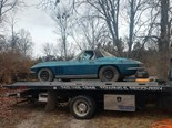 Rare C2 Corvette 'Fuelie' barn find buried under 36 years of rubbish