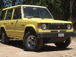 Mitsubishi Pajero Fine-Tune - Our Shed