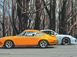 Porsche 911 Old + New: 1973 Carrera RS 2.7 + 2010 997 Sports Classic