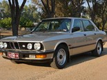 1986 BMW E28 535i Executive - Reader Resto