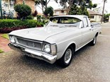 1969 Ford XW Falcon 500 Ute – Today's Tempter
