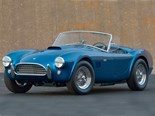 Early Shelby Cobra FoMoCo demonstrator coming to auction
