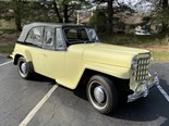 Odd-finds: 1950 Willys Jeepster sold for AU$25,000