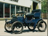Vauxhall through the ages: The first car