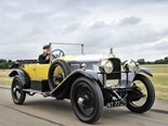 Vauxhaull through the ages: Britain's fastest car